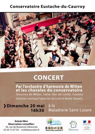 Concert Witten - projet Kopie